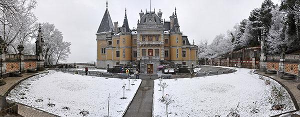 Массандровский дворец. Фото: alp.org.ua