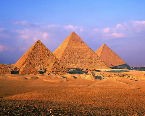 Краєвиди Єгипту. Фото: fotoart.org.ua