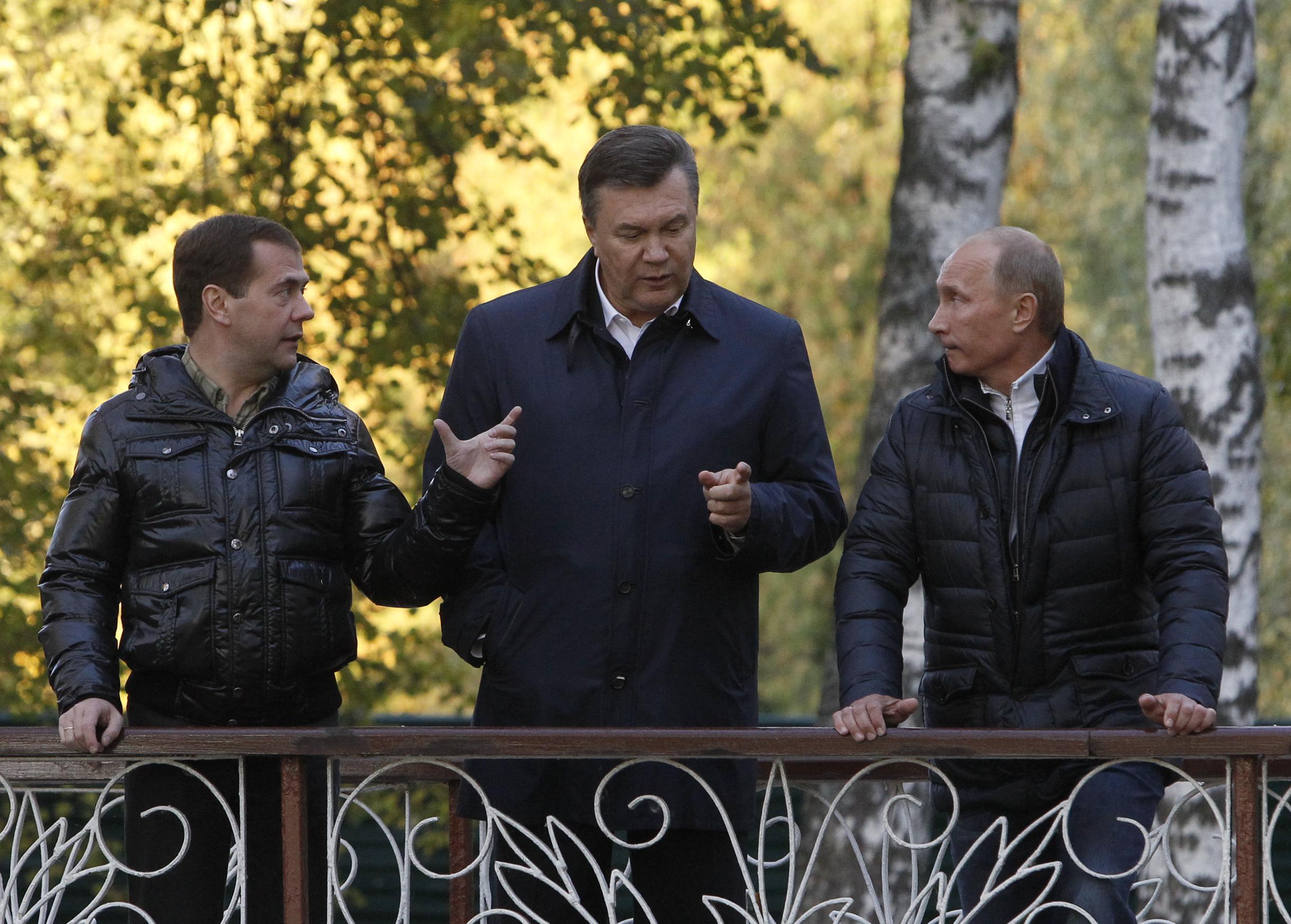 Президент Украины Виктор Янукович отмечает существенный прогресс в газовых переговорах между Украиной и Россией.