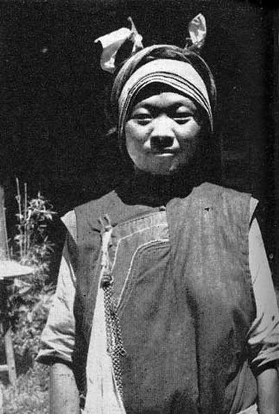 Провинция Юньнань 40-х гг. Фото с aboluowang.com