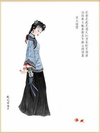 Красавицы Древнего Китая. Фото с secretchina.com