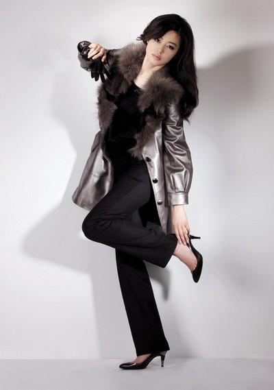 Jeon Ji-hyun. Фото с efu.com.cn