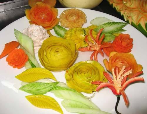 Декор блюд. Фото: www.geclearning.com