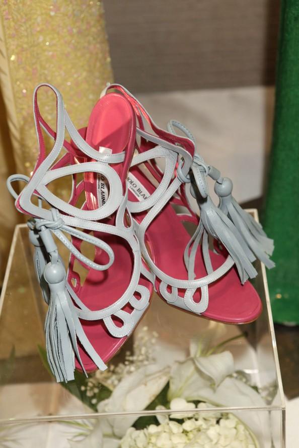 Маноло Бланик (Manolo Blahnik) — любимый бренд обуви Кэрри Бредшоу. Фото: Vittorio Zunino Celotto/Getty Images