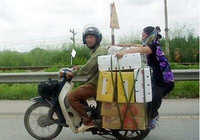 В'єтнамці пропонують чудові вуличні сцени. Фото з secretchina.com
