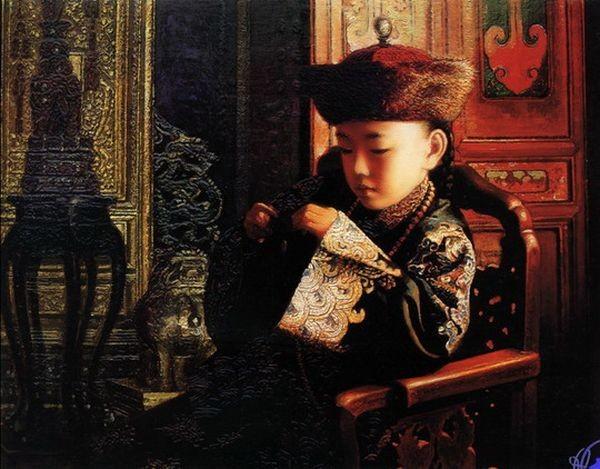 Палацове життя часів династії Цин. Фото з aboluowang.com