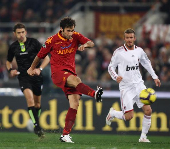 'Рома' - 'Мілан' фото:Giuseppe Bellini,Michael Steele /Getty Images Sport