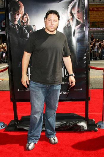 Актор Грег Гранберг (Greg Grunberg) відвідав прем'єру фільму «Гарі Поттер і Орден Фенікса», яка відбулася в Голлівуді 8 липня. Фото: Frederick M. Brown/Getty Images