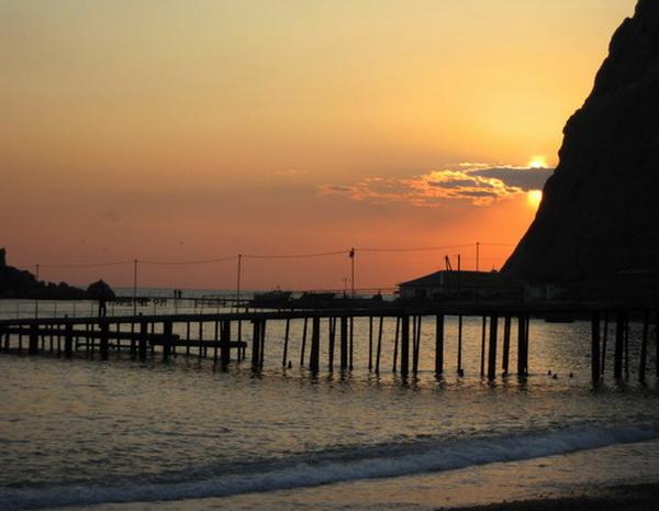 Крим. Морський пейзаж. Фото: Ірина Рудська/The Epoch Times