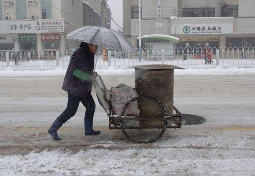 27 січня, м. Хефей. Фото: AFP