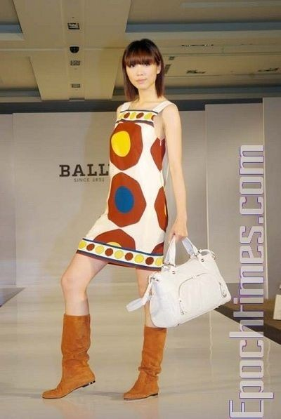 Колекції BALLY, сезон весна-літо 2008. Фото: Хуан Зунмао/The Epoch Times