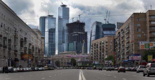 Москва передумала строить самый высокий небоскрёб в мире