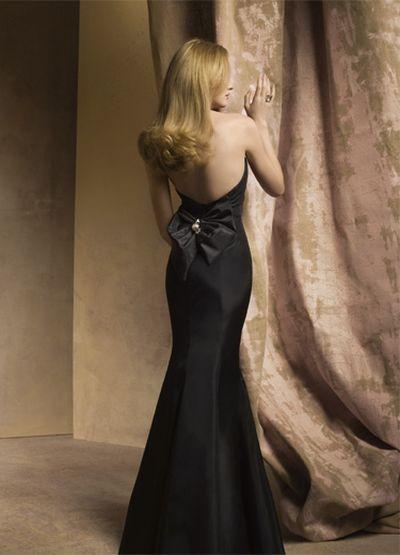 Нарядні сукні сезону «Весна - літо 2008» для свідків на весіллі. Фото з efu.com.cn