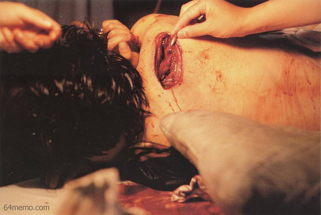 4 июня 1989 г. Многие демонстранты погибли от разрывных пуль. Фото: 64memo.com
