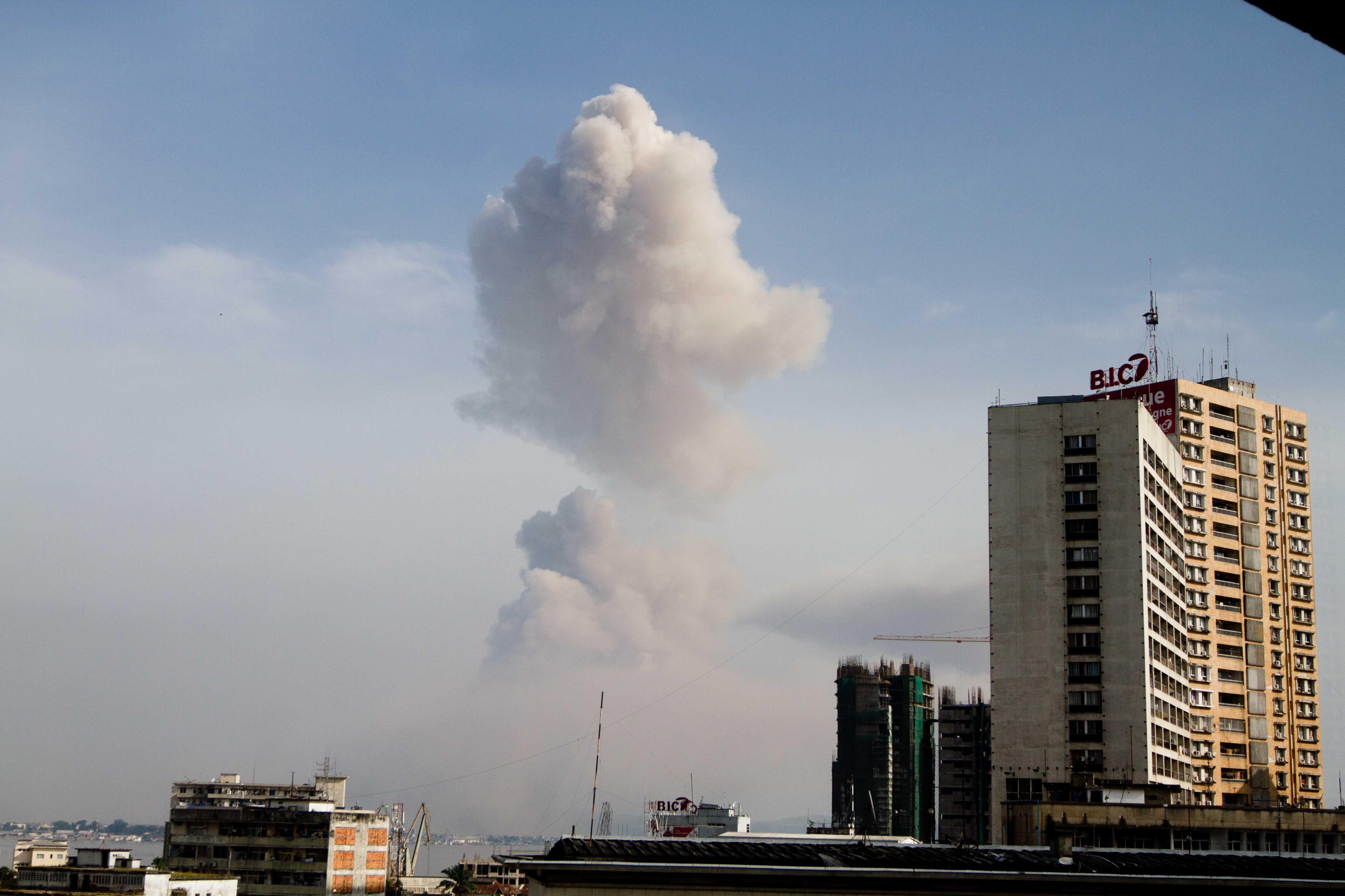 При взрывах в Конго погибли свыше 150 человек