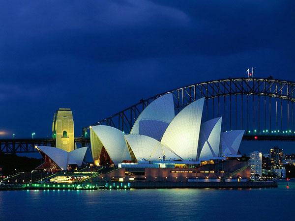Виды Австралии. Фото с сайта fotoart.org.ua