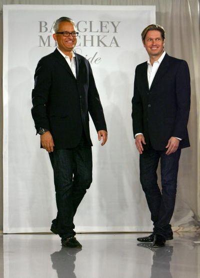 Дизайнери Марк Багдлі (Mark Badgley) і Джеймс Мішка (James Mischka).фото:Getty Images