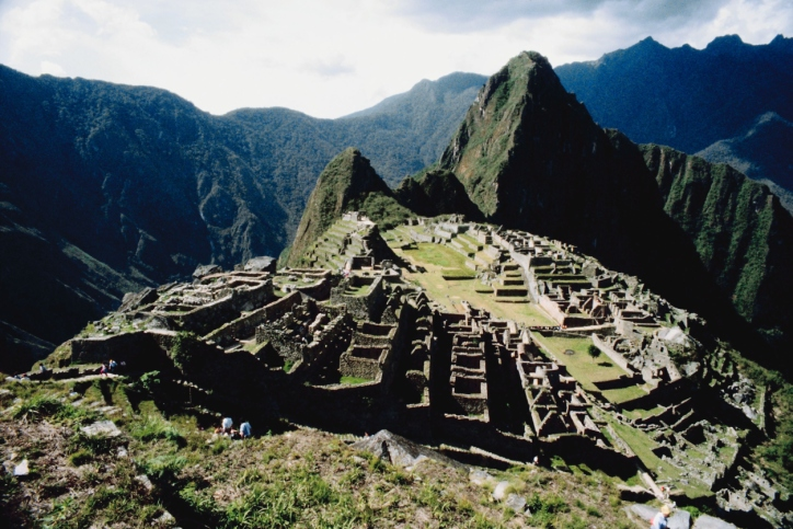 Мачу-Пікчу — древнє місто інків. Фото: Photos.com