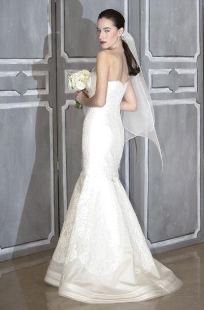 Показ колекції весільних суконь «Carolina Herrera» від американського дизайнера Кароліни Еррера (Carolina Herrera). Фото: Getty Images