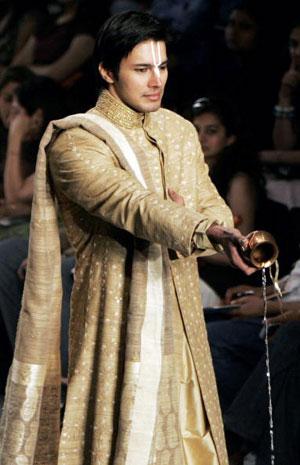 Wills Lifestyle India Fashion Week. Фото: MANPREET ROMANA/AFP/Getty Images