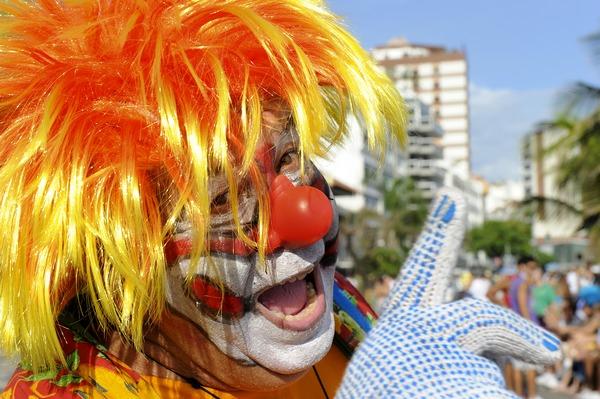 У Ріо-де-Жанейро офіційно відкрився карнавал. Фото: AFP/Getty Images