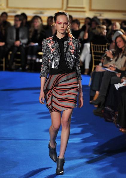 Thakoon на Fashion Week Mercedes-Benz. Фото: Slaven Vlasic/Getty Images