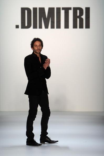 Колекція DIMITRI сезону осінь-зима 2010. Фото: Miguel Villagran/getty Images
