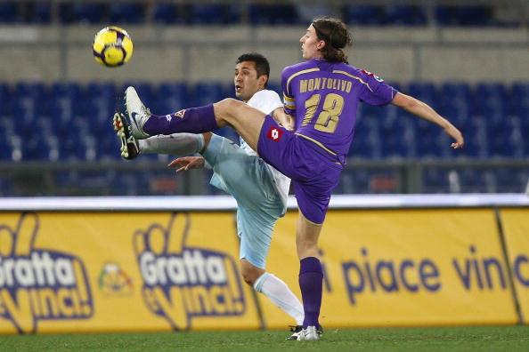 Лаціо - Фіорентіна фото:Paolo Bruno /Getty Images Sport