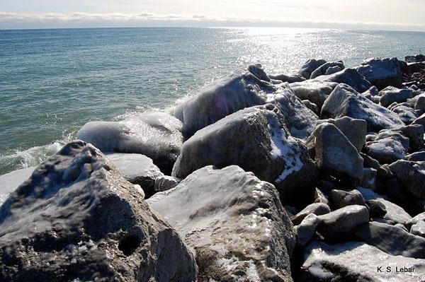 Канада. На березі Онтаріо. Фото: Сил Либар/Велика Епоха/The Epoch Times, Канада