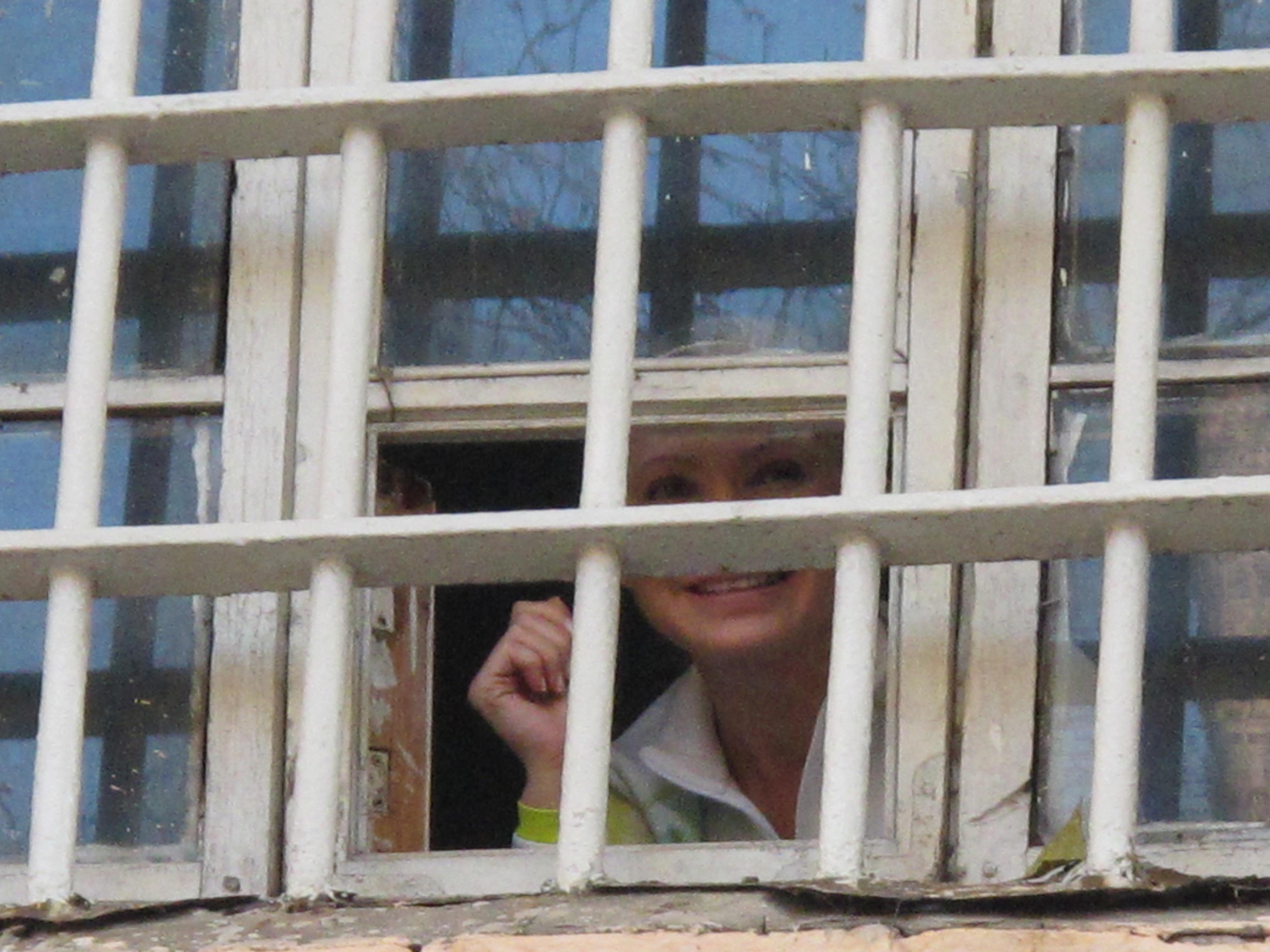 Тимошенко в небезпеці