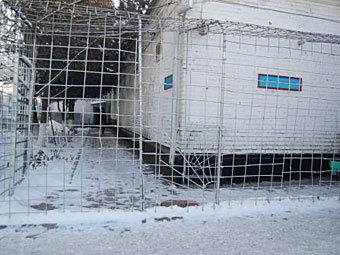 В Киргизии 400 заключённых зашили себе рты