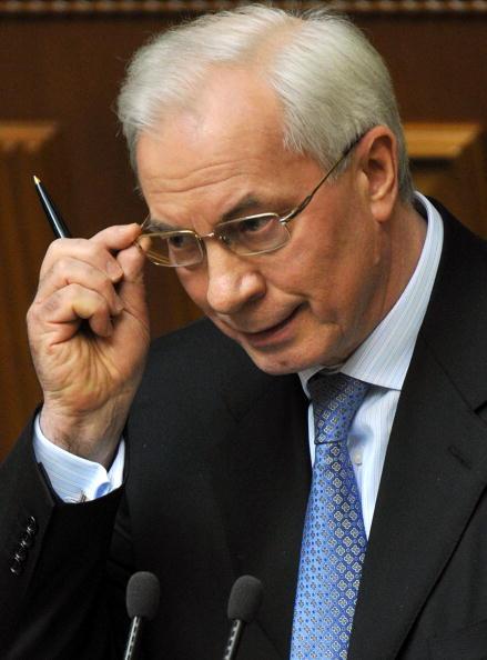Прем'єр---міністр України Микола Азаров