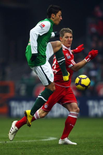 'Вердер' - 'Баварія' фото: Lars Baron,Joern Pollex /Getty Images Sport