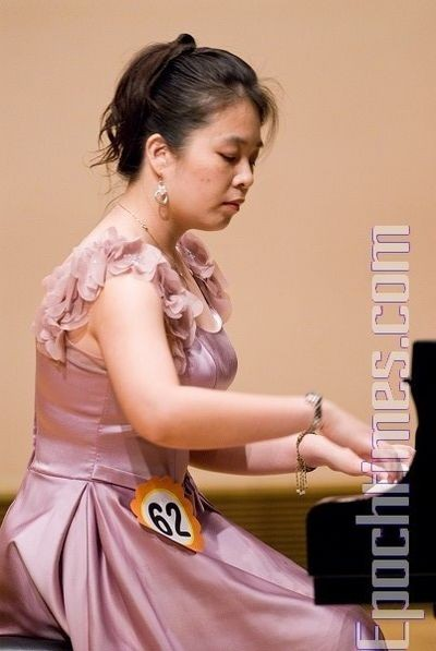 Конкурсанти «Всесвітнього конкурсу китайських піаністів». 22 серпня. Тайвань. Фото: Лі Яонин/ The Epoch Times