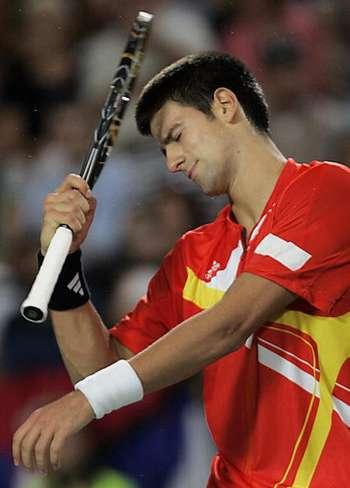 Під час змагання між США і Сербією. Фото: TONY ASHBY/AFP/Getty Images