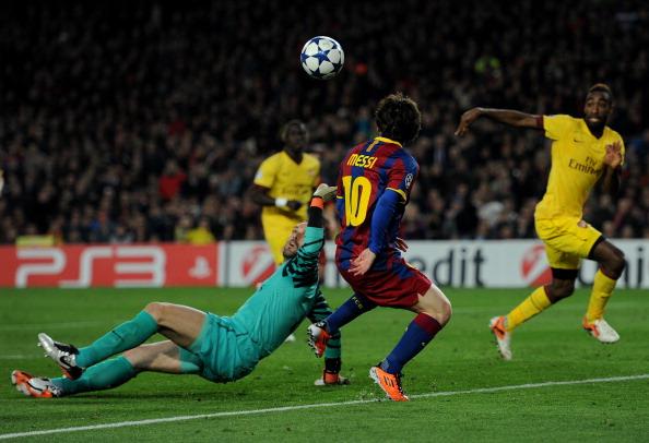 Барселона - Арсенал Фото: Jasper Juinen, David Ramos /Getty Images Sport