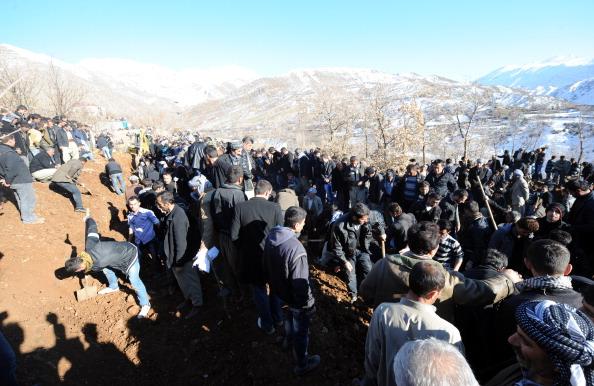 Курди поминають загиблих