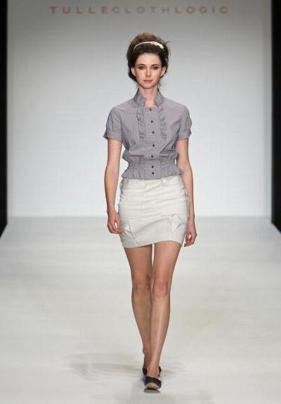 Колекція Tulle & Cloth Logic. Фото: Frazer Harrison/Getty Images