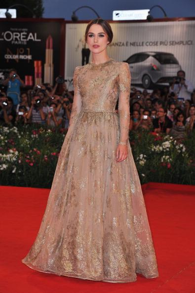 Актриса Кира Найтли (Keira Knightley). Фото: Pascal Le Segretain/Getty Images