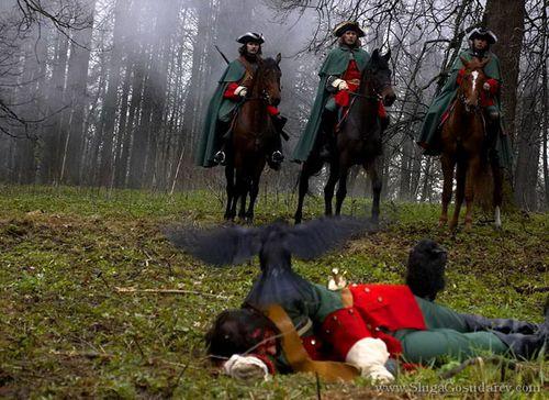 Кадр из фильма 'Слуга государев'. Фото: slugagosudarev.com