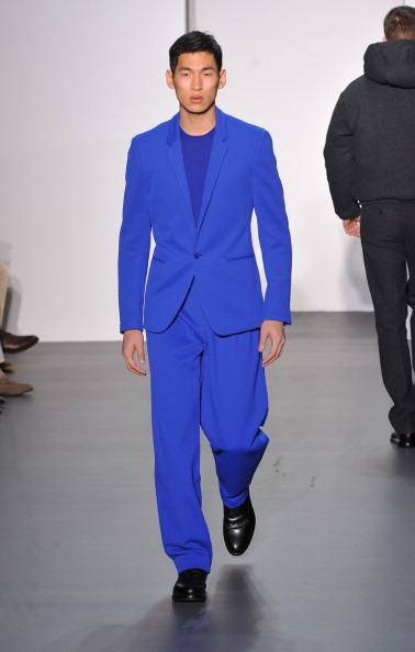 Calvin Klein на Тижні моди Mercedes-Benz Fashion Week. Фото: Slaven Vlasic/Getty Images for IMG