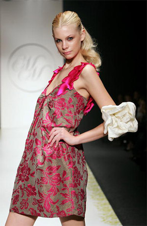 Мадам Марі (Madame Marie) колекція весна-літо 2007/08. Фото: Patrick Riviere/Getty Images
