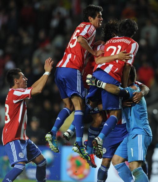 Бразилія - Парагвай Фото: Getty Images Sport