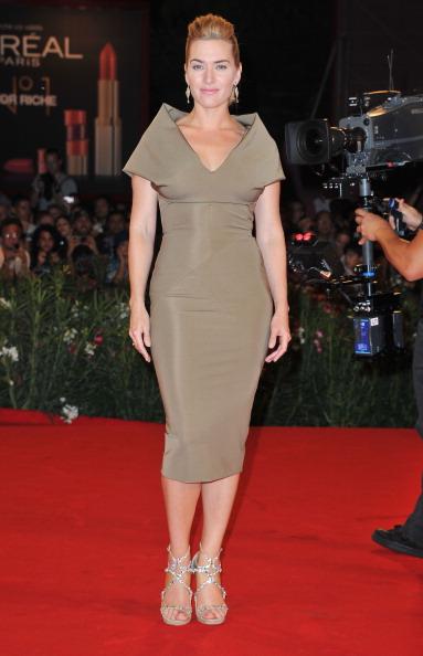 Британська акторка Кейт Вінслет (Kate Winslet). Фото: Pascal Le Segretain/Getty Images