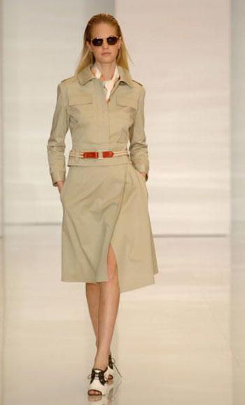 Колекція одягу весна-2008 від Томмі Хілфігера (Tommy Hilfiger) на Тижні моди Mercedes-benz Fashion Week у Нью-Йорку. Фото: Fernanda Calfat/Getty Images for IMG