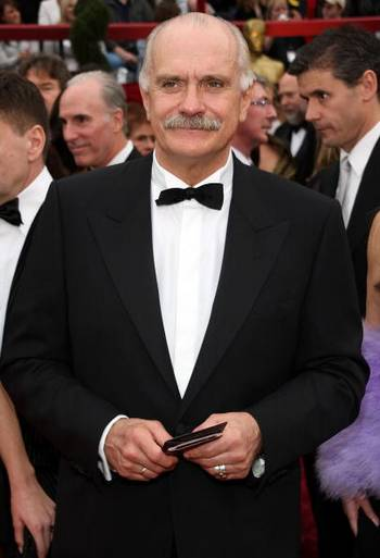 Никита Михалков посетил церемонию вручения Премии 'Оскар' в Голливуде Фото: Frederick M. Brown/Getty Images