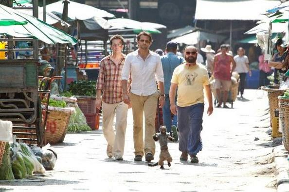 Кадр с фильма «Мальчишник 2: из Вегаса в Бангкок»