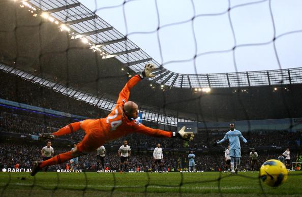 «Манчестер Сити» – «Тоттенхэм» Фото: Alex Livesey, Michael Regan /Getty Images Sport