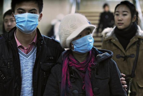 Китай. Фото: PETER PARKS / AFP / Getty Images