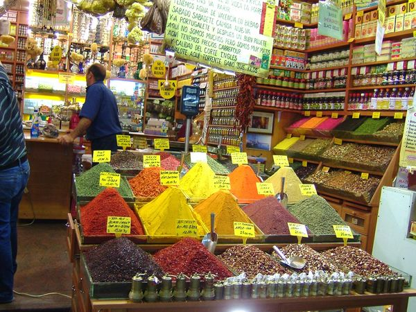 Египетский рынок пряностей. Фото: Ирина Рудская. The Epoch Times